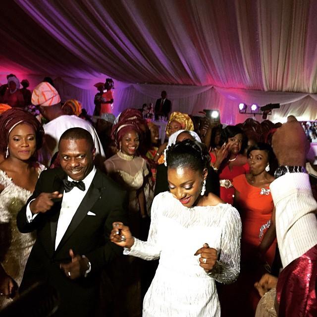 Pastor Poju Oyemade weds Toyin LoveweddingsNG