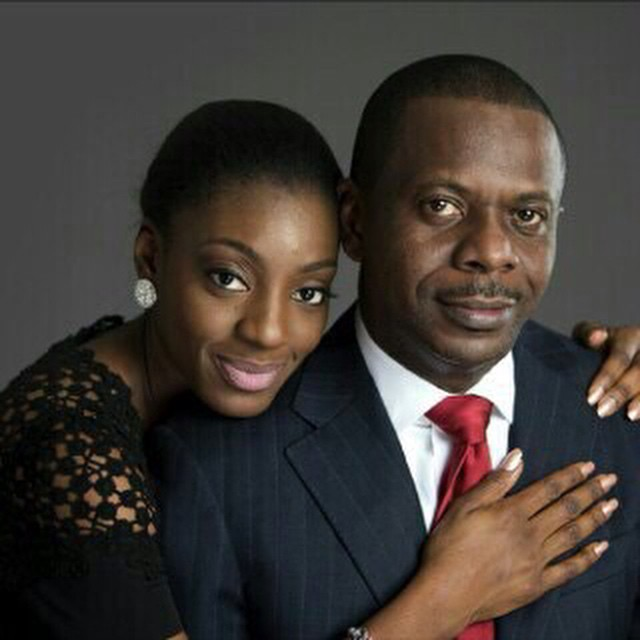 Pastor Poju Oyemade weds Toyin LoveweddingsNG1