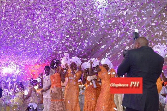 Pastor Poju Oyemade weds Toyin LoveweddingsNG10