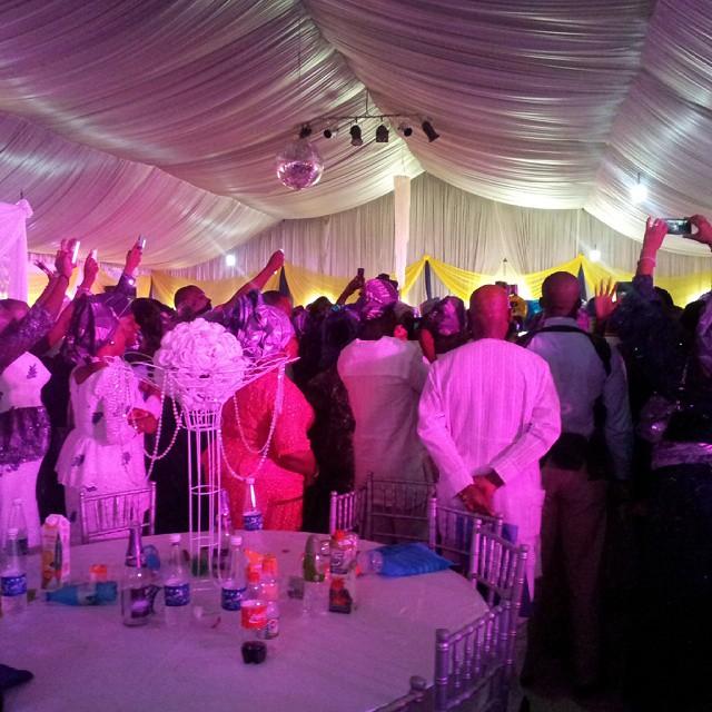 Pastor Poju Oyemade weds Toyin LoveweddingsNG12