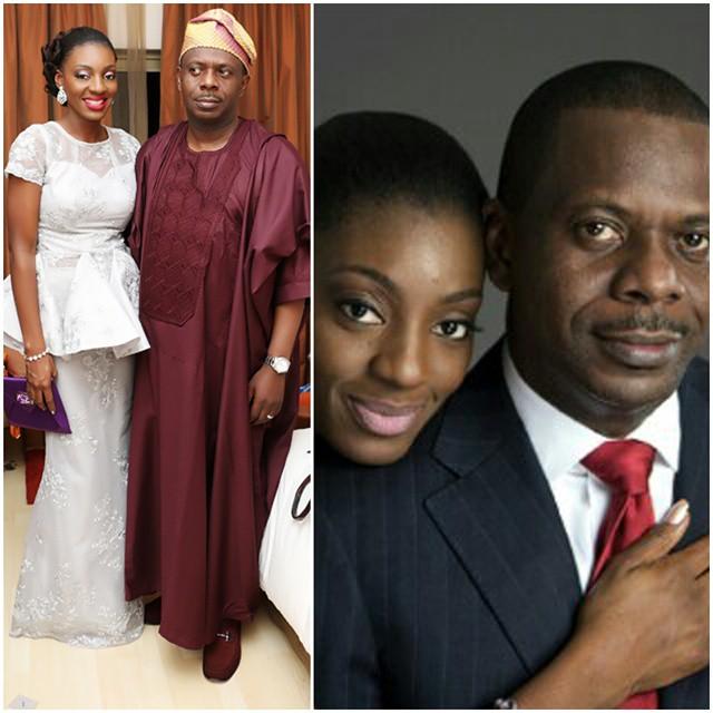 Pastor Poju weds Toyin Fajj LoveweddingsNG2