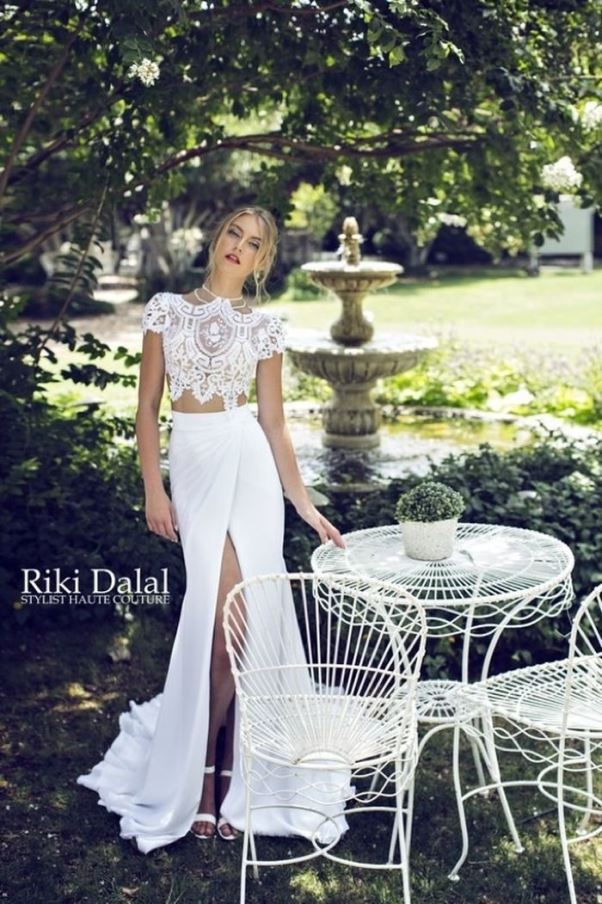 Riki Dalal Provence 2015 Collection LoveweddingsNG