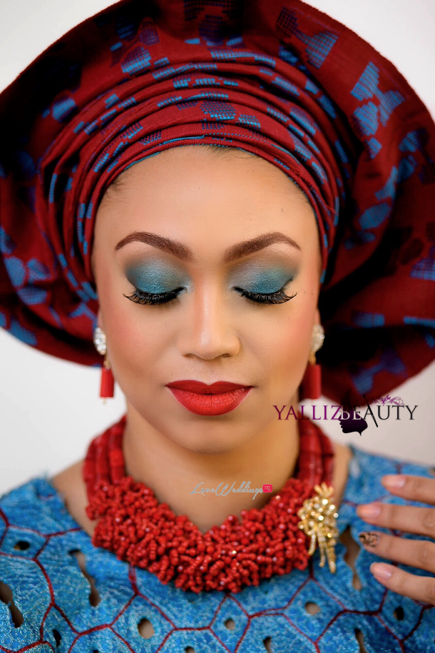 Yalliz Beauty LoveweddingsNG2