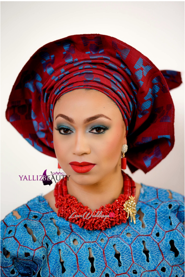 Yalliz Beauty LoveweddingsNG3