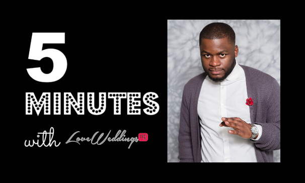5 minutes with DJ MRI LoveweddingsNG