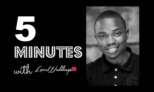 5 minutes with iamb.lawz LoveweddingsNG