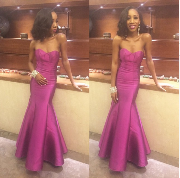 AMVCA 2015 - Chinyere Adogu LoveweddingsNG Red Carpet to Aisle