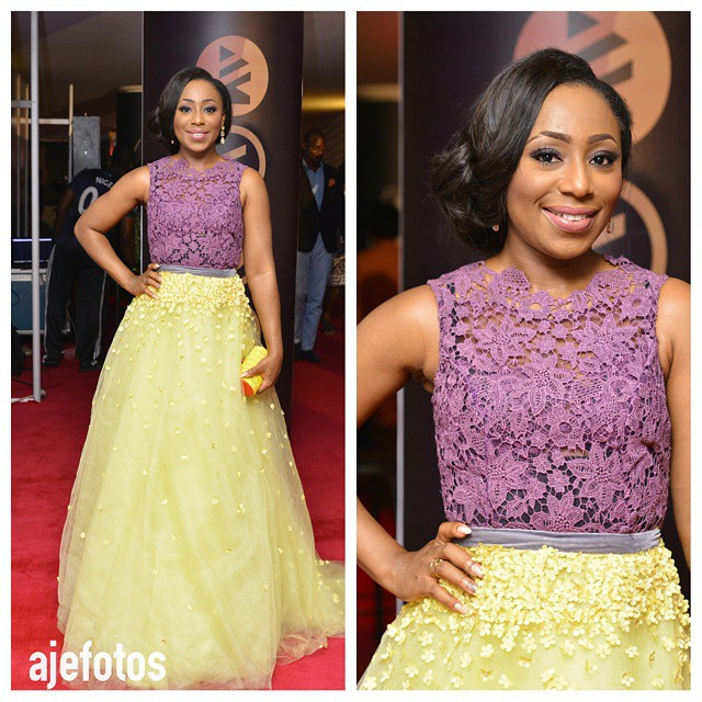 AMVCA 2015 - Dakore Akande LoveweddingsNGi