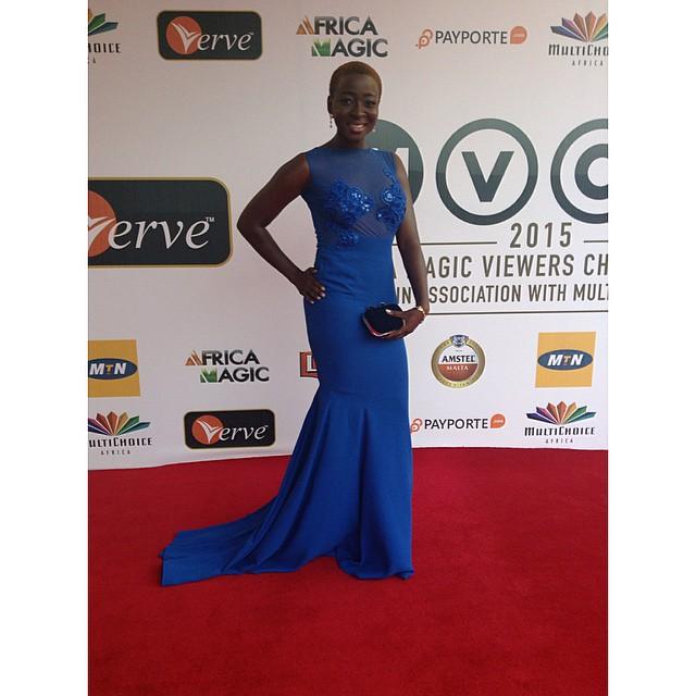 AMVCA 2015 - Diana Yekinni LoveweddingsNG