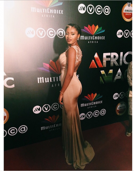 AMVCA 2015 - Elma Godwin LoveweddingsNG Red Carpet to Aisle
