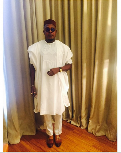 AMVCA 2015 - Femi Jacobs LoveweddingsNG Red Carpet to Aisle