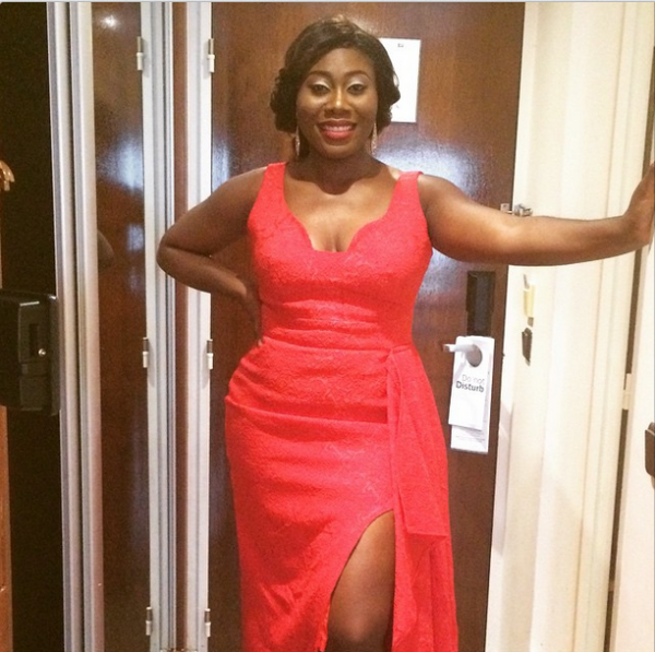 AMVCA 2015 - Gbemi Olateru - Olagbegi LoveweddingsNG Red Carpet to Aisle