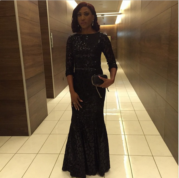 AMVCA 2015 - Ibiere Agwu LoveweddingsNG Red Carpet to Aisle