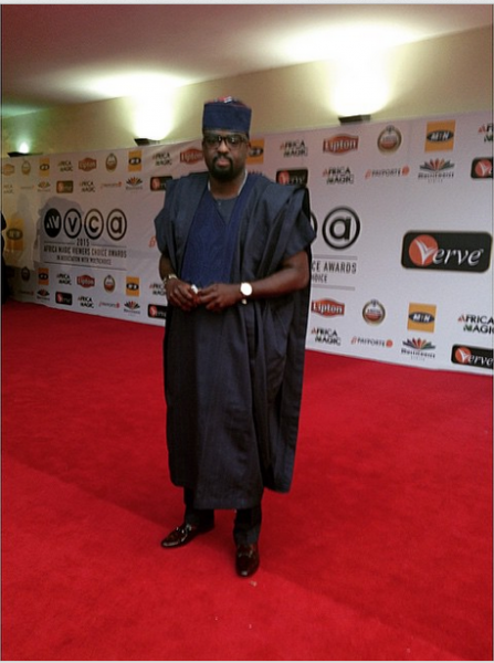 AMVCA 2015 - Kunle Afolayan LoveweddingsNG Red Carpet to Aisle