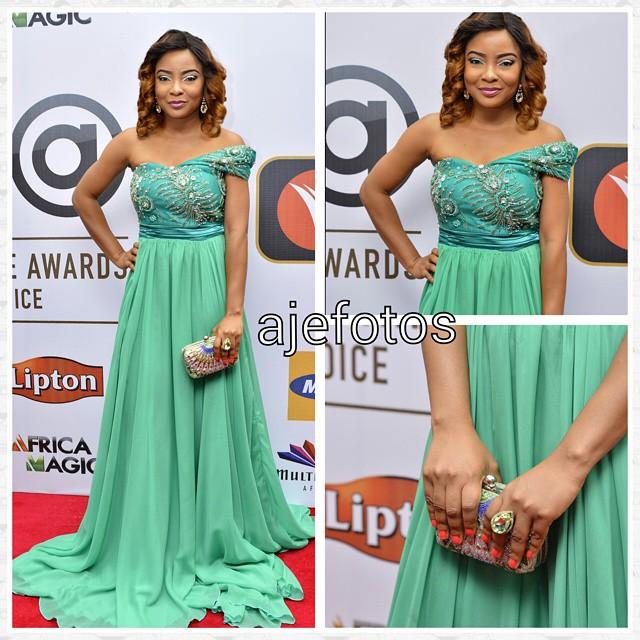 AMVCA 2015 - Linda Ejiofor LoveweddingsNG