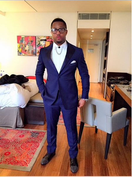 AMVCA 2015 - Mike Ezuruonye LoveweddingsNG Red Carpet to Aisle