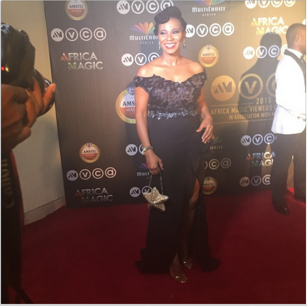 AMVCA 2015 - Nse Ikpe-Etim LoveweddingsNG Red Carpet to Aisle
