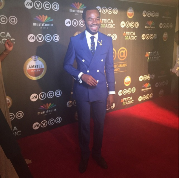 AMVCA 2015 - OC Ukeje LoveweddingsNG Red Carpet to Aisle