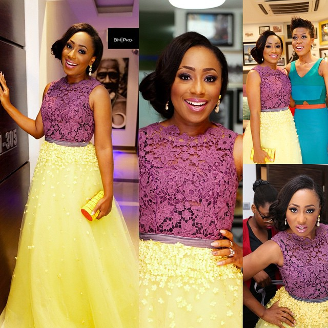 AMVCA - Dakore Akande LoveweddingsNG
