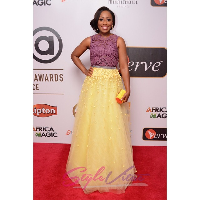 AMVCA - Dakore Akande LoveweddingsNG1