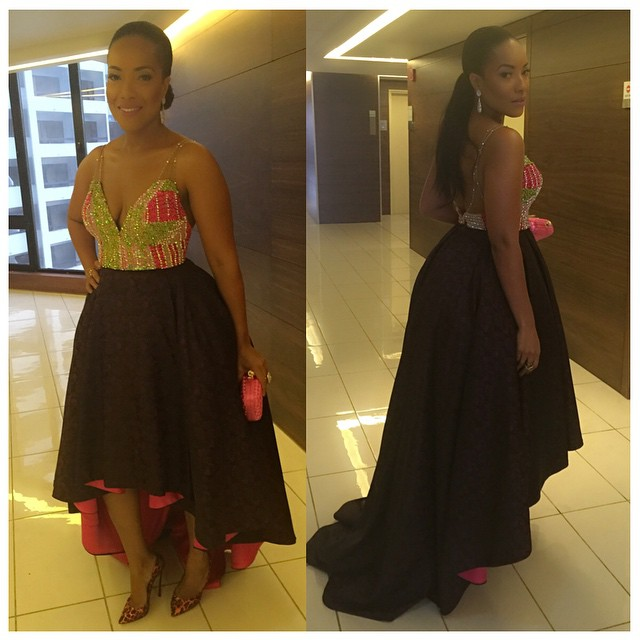 AMVCA - Joselyn Dumas LoveweddingsNG