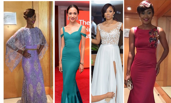 AMVCA 2015: Red Carpet to Aisle Inspiration