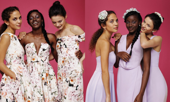 ASOS Bridesmaids Dress Collection LoveweddingsNG feat