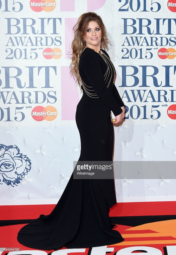 BRIT Awards 2015 - Ella Henderson LoveweddingsNG1