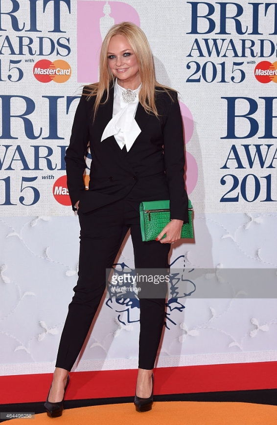 BRIT Awards 2015 - Emma Bunton LoveweddingsNG1