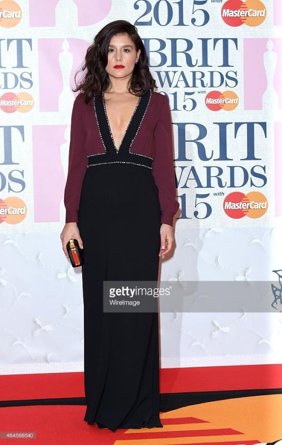 BRIT Awards 2015 - Jessie Ware LoveweddingsNG