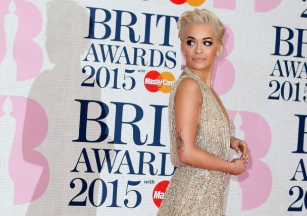 BRIT Awards 2015 - Rita Ora LoveweddingsNG2