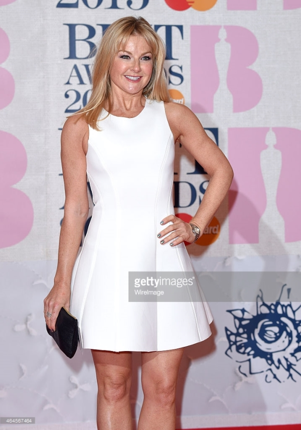 BRIT Awards 2015 - Sarah Hadland LoveweddingsNG1