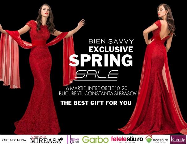 Bien Savvy Online Spring Sale LoveweddingsNG