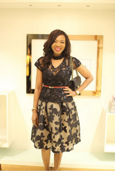 Genevieve Magazine Website Launch - Betty Irabor