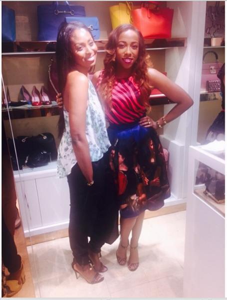 Genevieve Magazine Website Launch - Bridget Awosika & Fade Ogunro