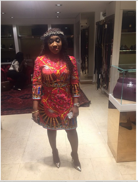 Genevieve Magazine Website Launch - Jennifer Obayuwana