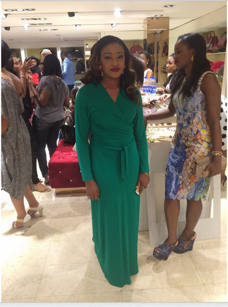 Genevieve Magazine Website Launch - Lanre DaSilva Ajayi