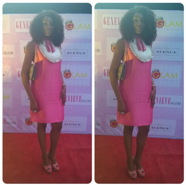 Genevieve Magazine Website Launch - Ono Bello