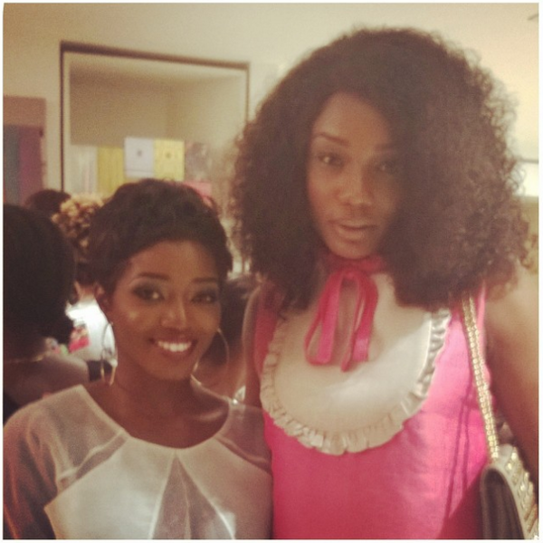 Genevieve Magazine Website Launch - Tonye & Ono Bello