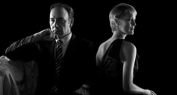 House of Cards Frank Underwood and Claire Underwood LoveweddingsNG