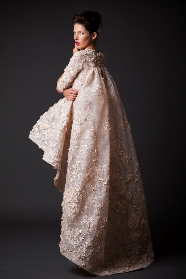 Krikor Jabotian Fall Winter 2014 2015 LoveweddingsNG1