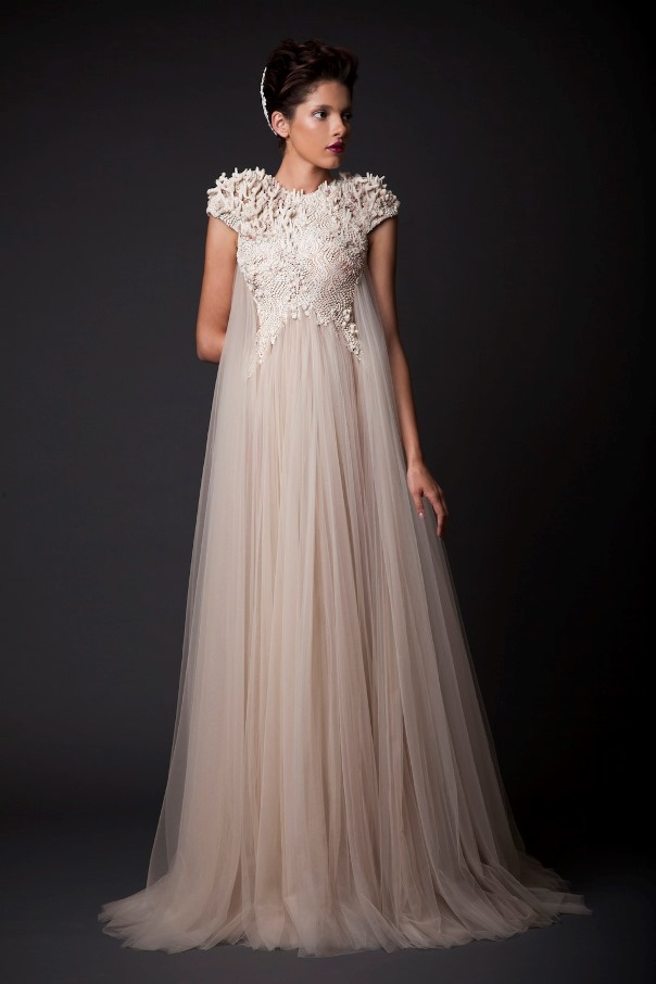 Krikor Jabotian Fall Winter 2014 2015 LoveweddingsNG14
