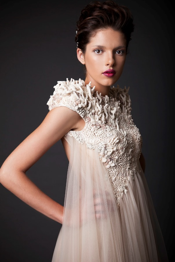 Krikor Jabotian Fall Winter 2014 2015 LoveweddingsNG15