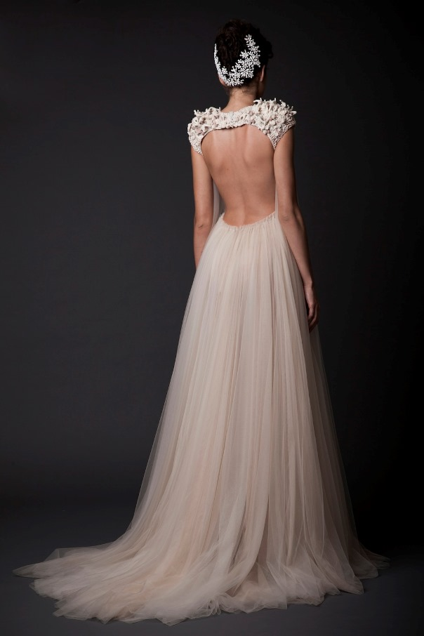 Krikor Jabotian Fall Winter 2014 2015 LoveweddingsNG16