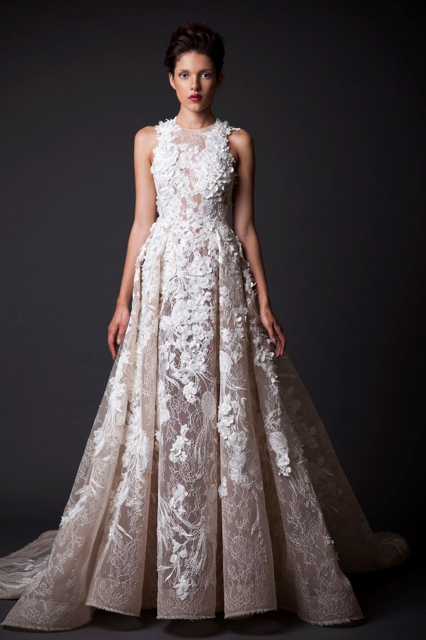 Krikor Jabotian Fall Winter 2014 2015 LoveweddingsNG21