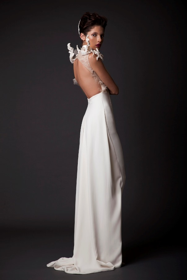 Krikor Jabotian Fall Winter 2014 2015 LoveweddingsNG24