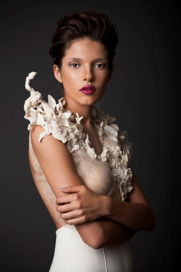 Krikor Jabotian Fall Winter 2014 2015 LoveweddingsNG25