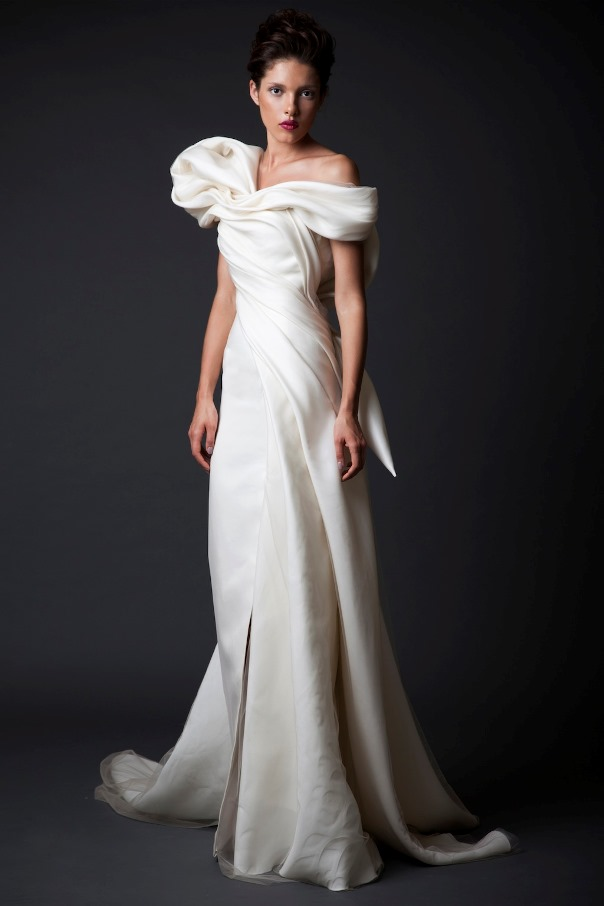 Krikor Jabotian Fall Winter 2014 2015 LoveweddingsNG3
