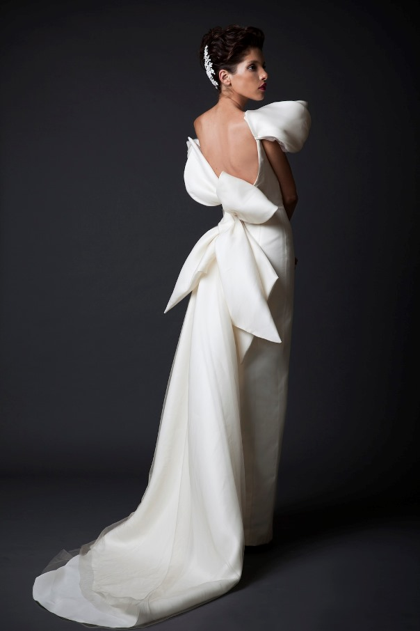 Krikor Jabotian Fall Winter 2014 2015 LoveweddingsNG4