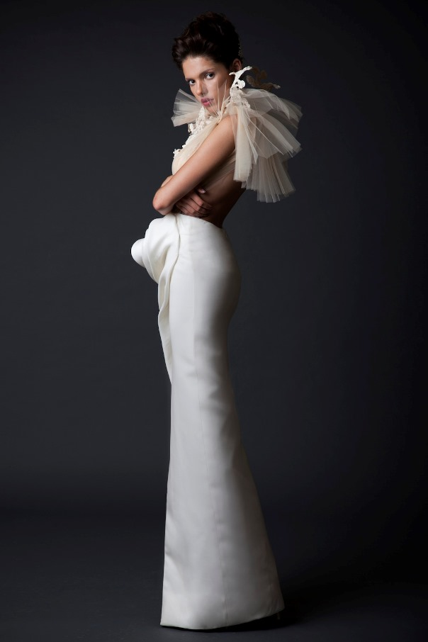 Krikor Jabotian Fall Winter 2014 2015 LoveweddingsNG9